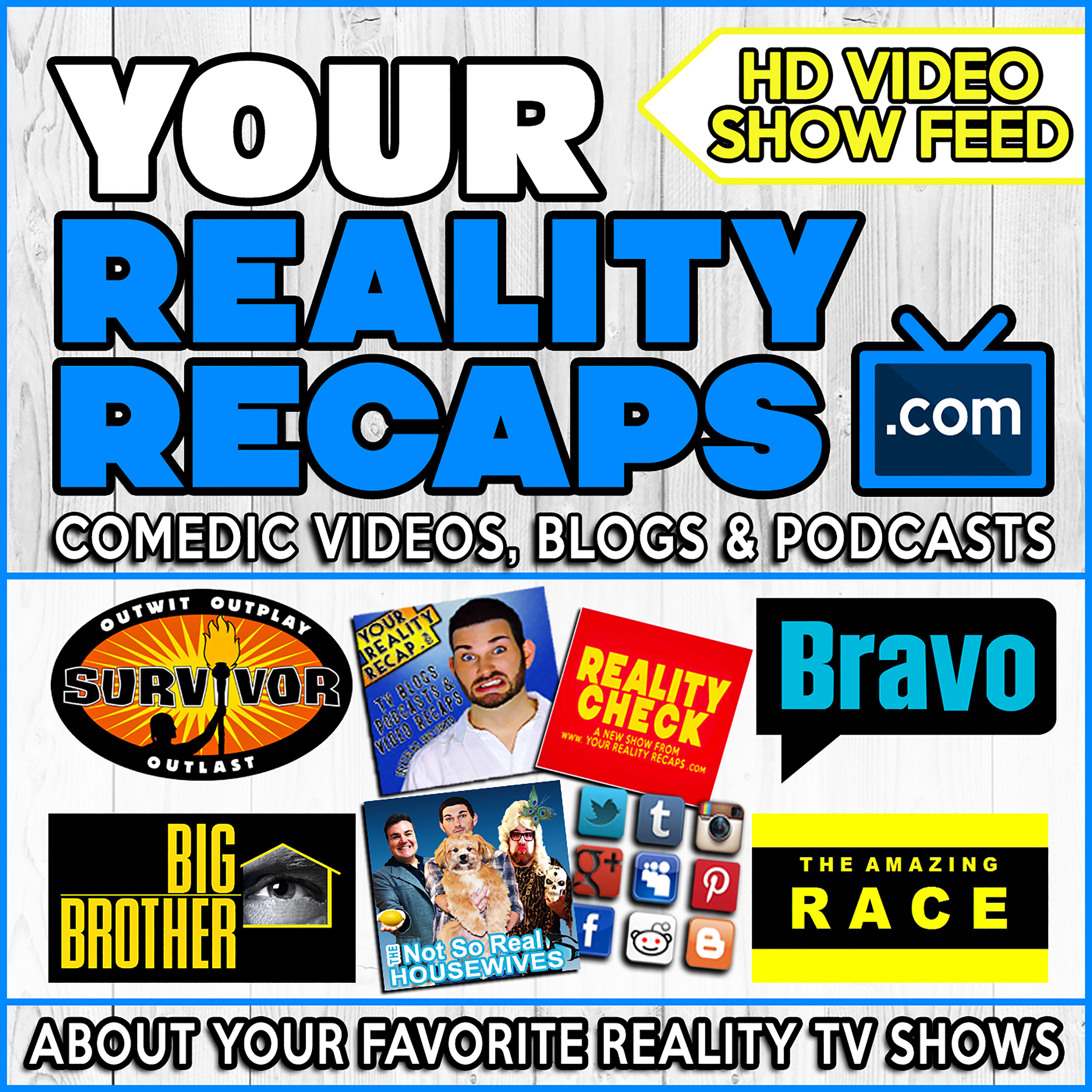 Your Reality Recaps: ALL SHOWS VIDEO FEED