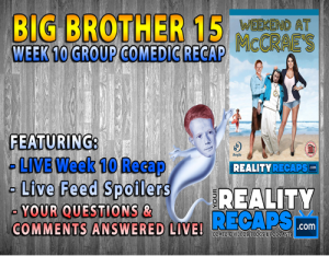 Big Brother 15 Mashups