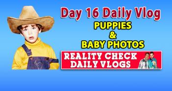 Day 16 vlog
