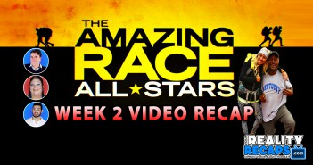 The Amazing Race 24 All Stars Week 2 Comedic Recap