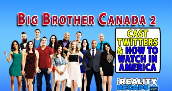 Big Brother Canada Info
