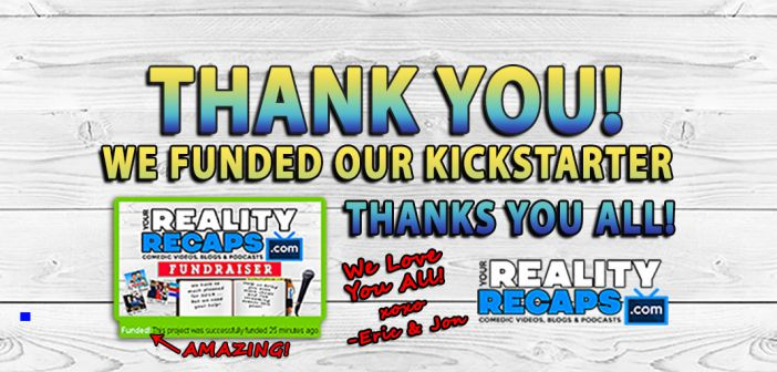 "Reality Check ""Thank You"" Special Show!"
