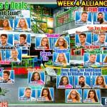 WEEK 4 ALLIANCE CHART