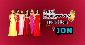 The Real Housewives of New Jersey Audio Blogs read to you by Jon