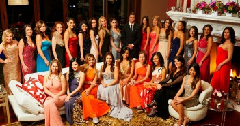 The cast of The Bachelor Canada Season 2