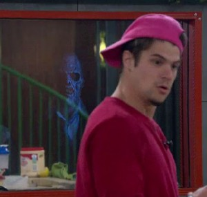 Zach Rance doesn't believe there are zombies....yet on Big Brother 16 episode 23