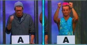 Frankie Grande and Derrick Levasseur win HOH on Big Brother 16 episode 23