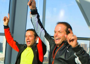 Pierre Forget and Michel Forget come win the 6th leg of Amazing Race Canada 2 episode 6
