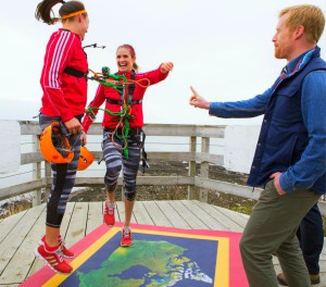 Natalie Spooner and Meaghan Mikkelson take first place again on Amazing Race Canada 2 Episode 11