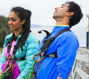There was no saving Sukhi Atwal and Jinder Atwal this leg of the Amazing Race Canada 2 episode 11