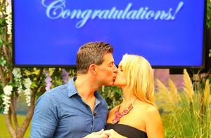 Jeff Schroeder and Jordan Llyond got  engaged on Big Brother 16 episode 33
