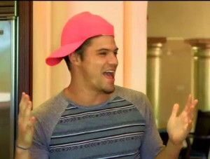 Zach Rance celebrates his birthday in the jury house on Big Brother 16 episode 35