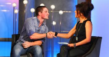 Caleb meets Julie