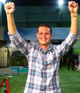 Congratulations Derrick Levasseur is the winner of Big Brother 16