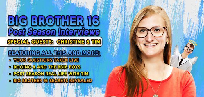 #BB16 Post Season Interviews:  Christine & Tim Brecht