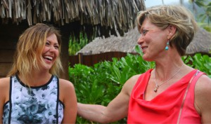 Trisha Vergo meets Tim Warmels mother on The Bachelor Canada 2 Episode 9