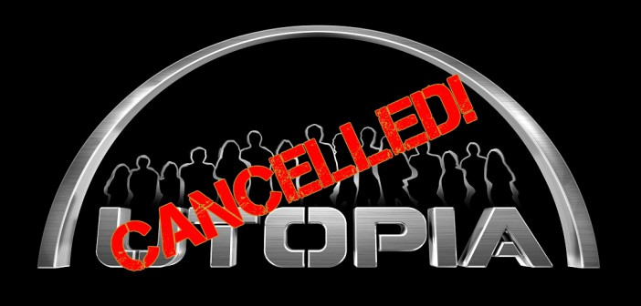 Utopia cancelled by FOX after 2 months