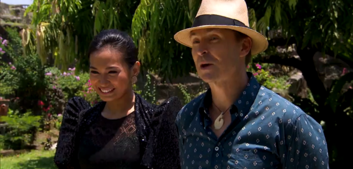 The Amazing Race Season 25: Hooping It Up