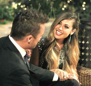 Chris Soules finds a quick connection with Britt Nilsson on the first night of The Bachelor 19 episode 1