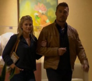 Jordan Branch reappears to surprise Chris Soules on The Bachelor 19 Episode 5