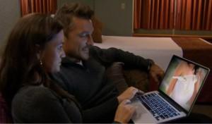 Chris Soules visits Nebraska to visit Jade Roper on The Bachelor 19 episode 8