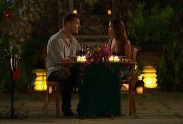 Kaitlyn Bristowe and  Chris Soules share a romantic date in Bali on The Bachelor 19 episode 10