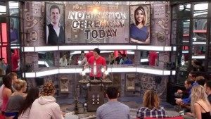 Brittnee Blair and Kevin Martin are nominated by Bobby Hlad on Big Brother Canada 3 episode 3