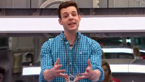 Kevin Martin uses the Veto on himself on Big Brother Canada 3 episode 4