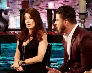 Lisa Vanderpump puts Jax Taylor on blast on the Vanderpump Rules Reunion