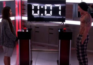 Bobby Hlad and Sindy Nguyen have  tough decision on BBCAN3 episode 14
