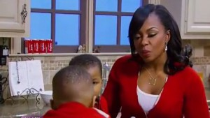 Phaedra Parks manages as a single mom on RHOA Season Finale