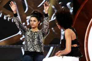 Naeha Sareen is the third evicted from Big Brother Canada episode  6 Instant Eviction