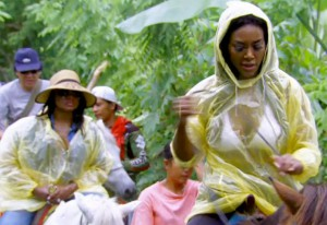 RHOA Zen to Sin Phaedra Parks and Kenya Moore in Manila Phillipines