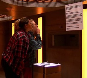 Sarah Hanlon and Brittnee Blair find out the real reason they are have nots on BBCAN3 episode 22