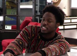 Godfrey Mangwiza has fun toying with the house guests paranoia in the BBCAN3 house