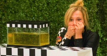 Ashleigh Wood wins POV for the second time on BBCAN3 episode 26