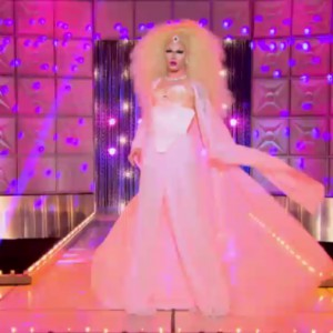 Pearl's final runway on RuPaul's Drag Race season 7