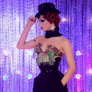 Violet Chachki's last runway on RuPaul's Drag Race season 7