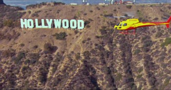 Milly and T enjoy a private helicopter tour of Los Angeles. Hells Kitchen season 14