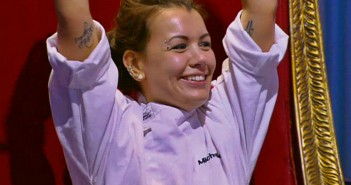 Michelle wins the King of the Hill Challenge on Hell's Kitchen season 14