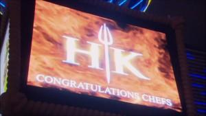 Hell's Kitchen season 14 Congratulations chefs