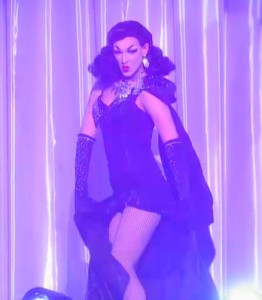 Violet Chachki lip synchs one last time on RuPaul's Drag Race the finale