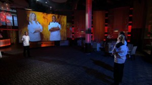 Meghan and T are the two finalists on Hell's Kitchen season 14