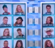 The #BB16 memory wall makes a guest appearance for the week 5 battle of the block comp #BB17