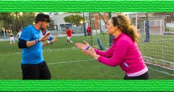 Nic LaMonaca and Sabrina Mercuri struggle on The Amazing Race Canada 3 episode 3
