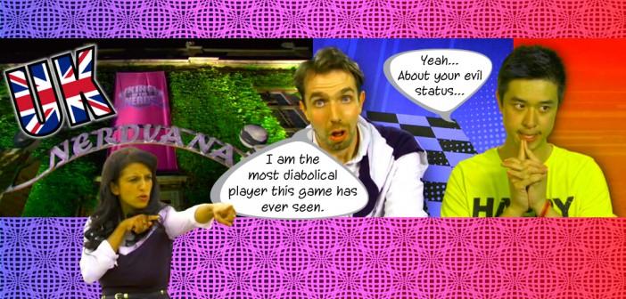 King of the Nerds UK Season 1 Blog Recap Episode 1