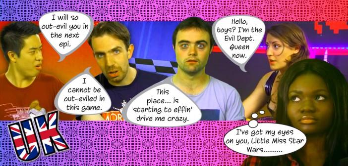 King of the Nerds UK Season 1 Blog Recap Episode 2