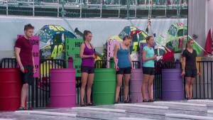 """""""Midway Mayhem"""" #HOH competition #BB17"""