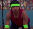 """James is focused on the """"Ready Set Whoa"""" #HOH comp #BB17"""