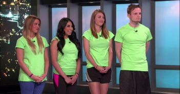 Jurors Shelli, Jackie, Becky and John return to compete to get back in the house #BB17